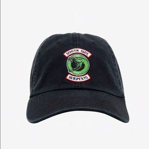 RIVERDALE SOUTHSIDE SERPENTS DAD CAP HOT TOPIC